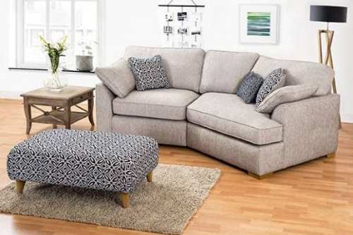 Link to Coytes Furninshings Website - Image shows Corner Sofa from Our Furniture Showrooms in Burton on Trent