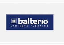 Logo for Balterio Laminate Flooring Available at our Burton on Trent Carpet showroom