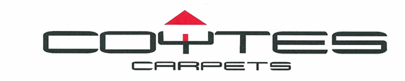 Logo for Coytes Carpets Showroom in Burton on Trent - Laminate - Tiles - Curtains - Blinds